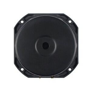 Image 4 - Ghxamp 4 inch Full Range Speaker 4ohm 25W Hifi Full Frequency Loudspeaker HomeTheatre 91DB Bullet Rubber Edge Cast Aluminum 1pc