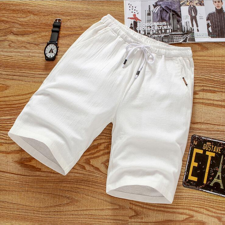 XHS150 Shorts Men Summer Plus Size Thin Fast-drying Trousers Casual Sports Short Pants Clothing Short Homme
