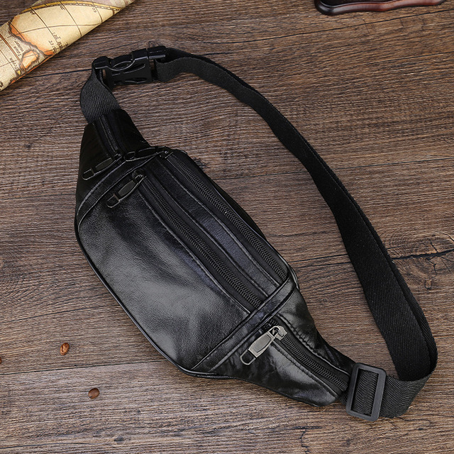 Men/'s Canvas Waist Pack Bum Belt Bag Purse Travel Hip Pouch Fanny Bag US Stock
