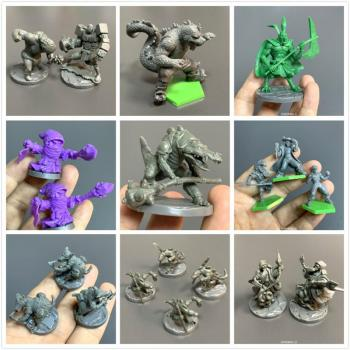 LOT Board Game Miniatures Role Playing Figures Nolzur's Marvelous Model Toys Collection new nolzur s marvelous miniatures board game figures role playing model boy toys collection