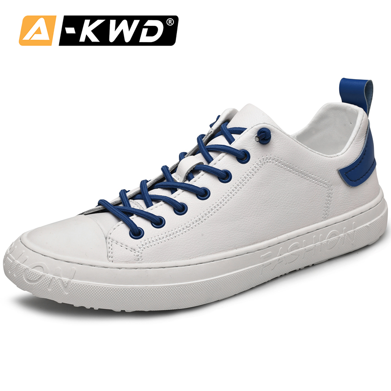 Fashion White Sneakers Mans Shoes Elastic Band Designer Shoes Tenis Branco Masculino Pu Leather Luxury Brand Shoes Sneakers Men