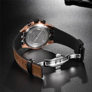 Image 5 - PAGANI DESIGN 2020 relojes para hombre, de cuarzo, resistente al agua, de pulsera, deportivo, militar, Masculino