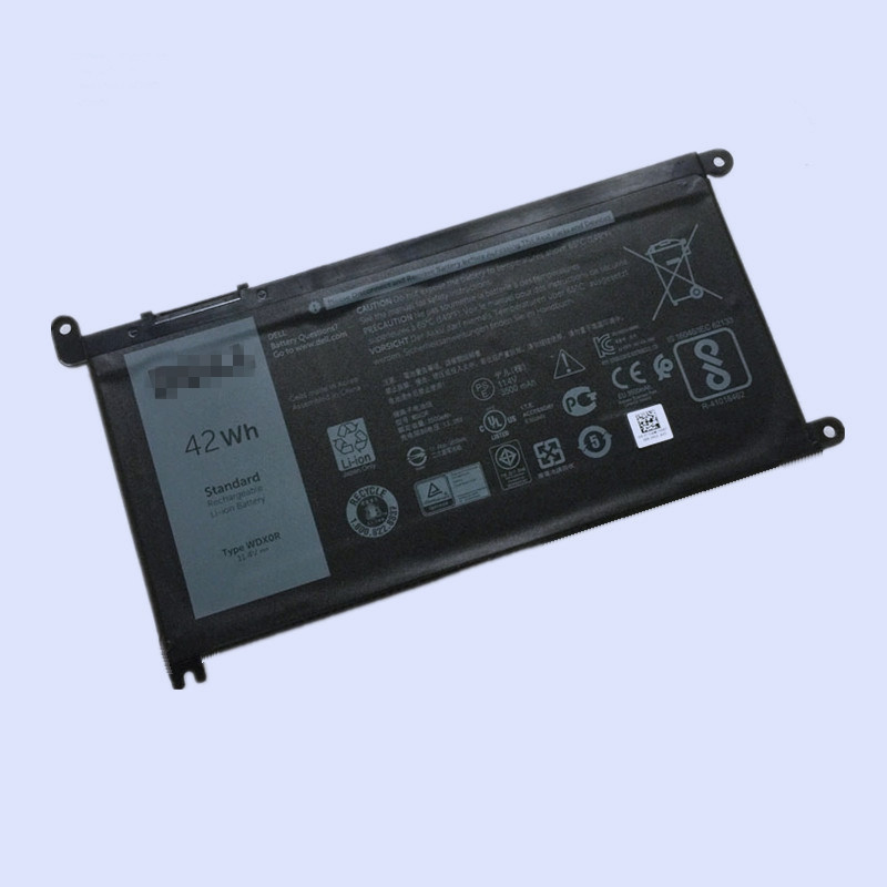 New Original Laptop Replacement Li-ion Battery WDX0R For Dell Inspiron 14-5468 7569 13 7368 7378 14-7460 15 7560 Series 42WH