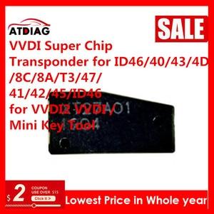 Image 3 - 10 50pcs/lot Xhorse VVDI Super Chip XT27A01 XT27A66 Chip Work for VVDI Key Tool/VVDI MINI Key Tool