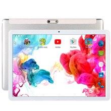 Nieuwe 10 Inch 3G 2G Telefoontje Sim kaart Quad Core Fm Wifi Tablet Pc Android 7.0 Wifi bluetooth 1 Gb + 32 Gb Ips Lcd Display