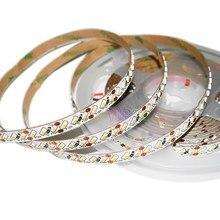 5M High Bright 3014 SMD LED Strip Light 8mm 168leds/M White/Warm White DC 12V Lamp Tape Non-waterproof
