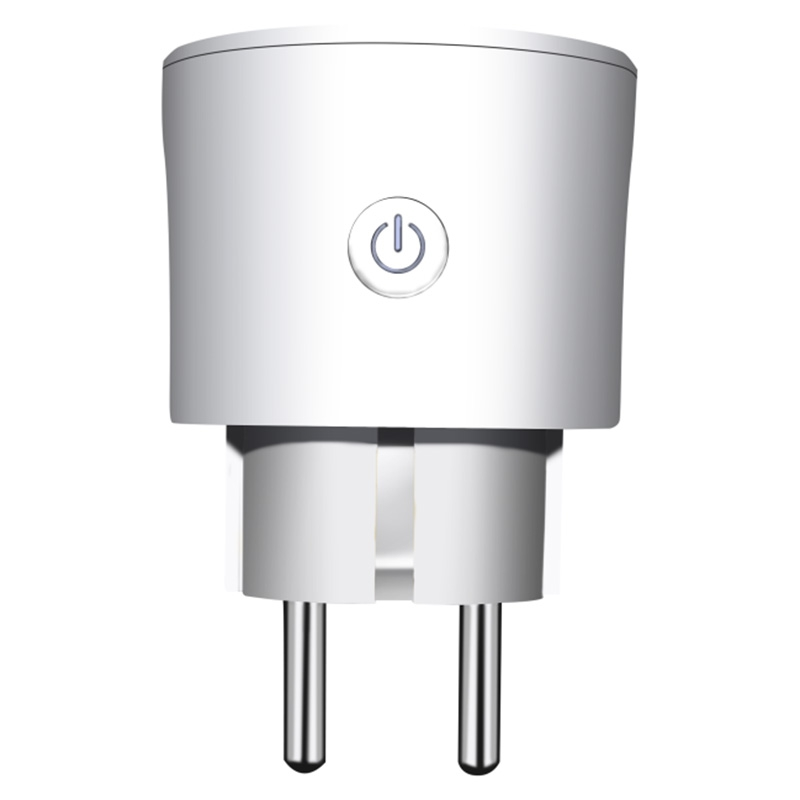 Smart WiFi EU Plug APP Voice Remote Control Timer Socket For Home Automatization Energy Saving Safe Wide Applications Connection