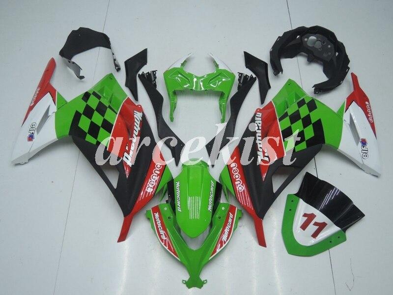 For Alloy Fairing Bolt Kit Body Screws 2010 2011 2015 Kawasaki Ninja ZX14 ZZR140