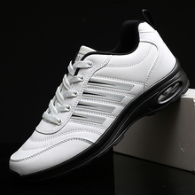 Waterproof Golf Shoes for Man Women Leather Professional Men Rubber Golf Sport Shoes Walking Sneakers Male Cushion Black White