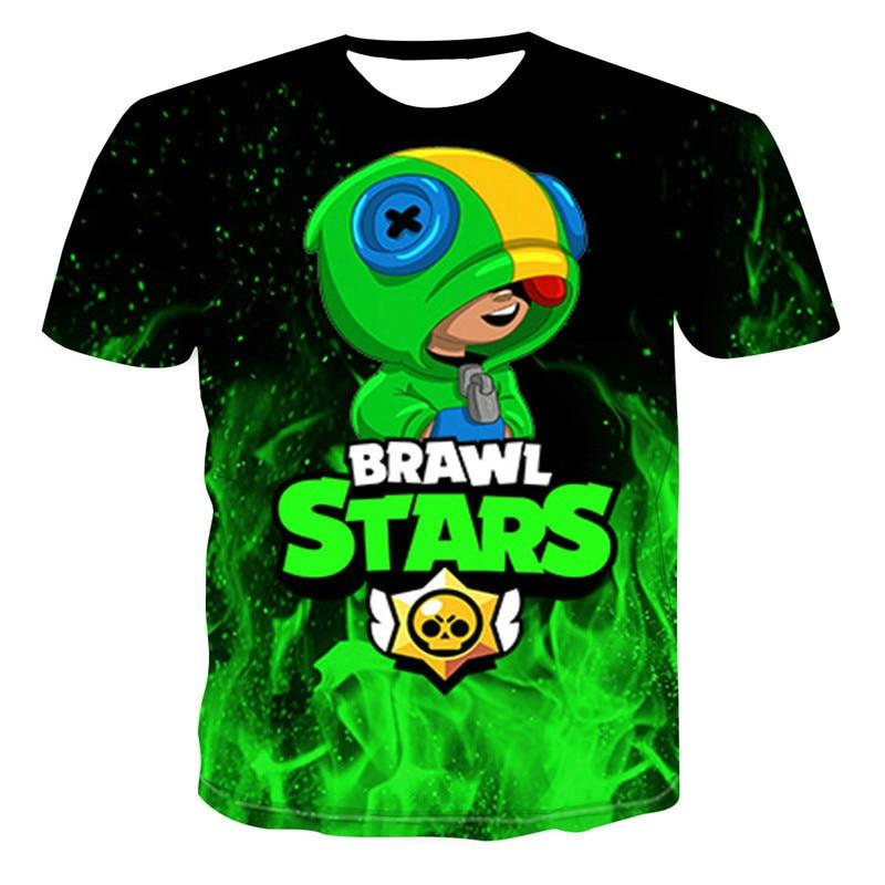 Vêtements de T-shirt d'amusement d'impression 3D pour enfants, T-shirts de mode d'impression de bande dessinée pour les garçons et les filles, vêtements de T-shirt haut pour enfants