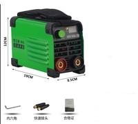 mini Electric Welding Machine 220V Household All copper Miniature Inverter Two phase Mini Welding Machine
