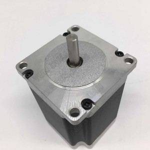 Image 3 - Nema23 Borstelloze DC24V Motor Driver Kits 3000rpm 188W 57mm 0.6Nm 57 Hall 3PH 8mm As BLDC 8 polen voor Medische Apparatuur