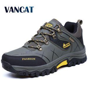 New Classics Men Casual Shoes Outdoor Fashion Sneakers Lace Up Men Flats Split Leather Men Loafers Men's shoes Big Size: 39-47