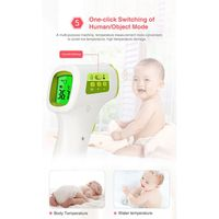 Non Contact Forehead Thermometer Body Temperature Thermometer Temp Test P31B