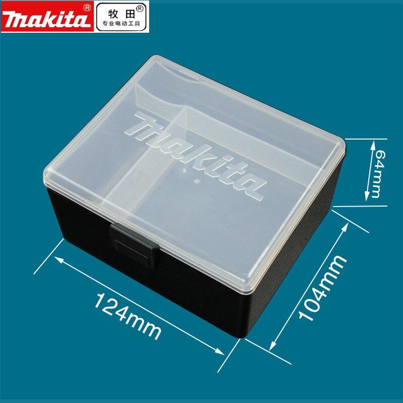 Makita Drill Bits  Screwdrivers Box 824781-0 For DF330DWE DF030DWE TD090D DF330D DF030D HP330D TD091D TD091 DF010DSE TD022D