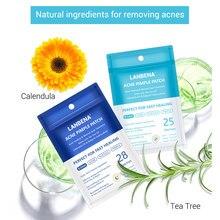 LANBENA – autocollants pour l'élimination de l'acné, traitement des imperfections, Patch Invisible, nettoyeur de pores, soins de la peau du visage
