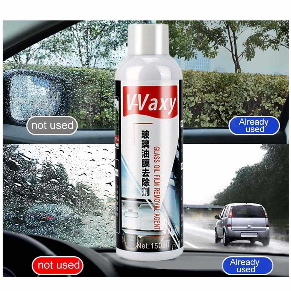 Automotive Glas Coating Middel Regendicht Middel 150ML 9H Glas Regen Mark Olie Film Remover Auto Glas Coating