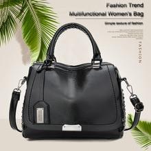 2019 new shoulder bag handbag luxury lady rivet Messenger flip elegant designer 1934
