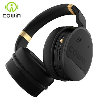 COWIN E8 Active Noise Cancelling Bluetooth Headphone with Microphone