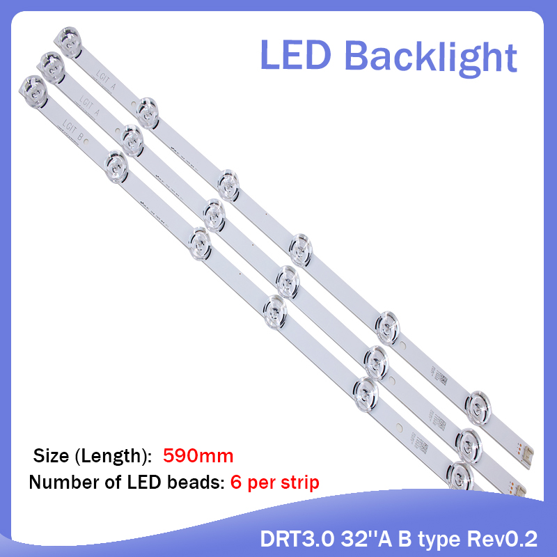 LED For LG INNOTEK DRT 3.0 32