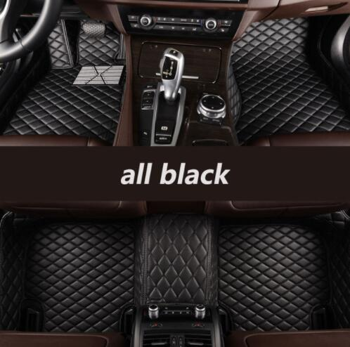 For Hyundai Kona Car Floor Mats Custom FloorLiner Cargo Boot Trunk Mat 2018-2019