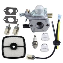 Top!-Echo Carburador para Zama C1U-K51 HC-1500 HC-1600 HC-1800 HC-2000 HC-2400 HC-2410
