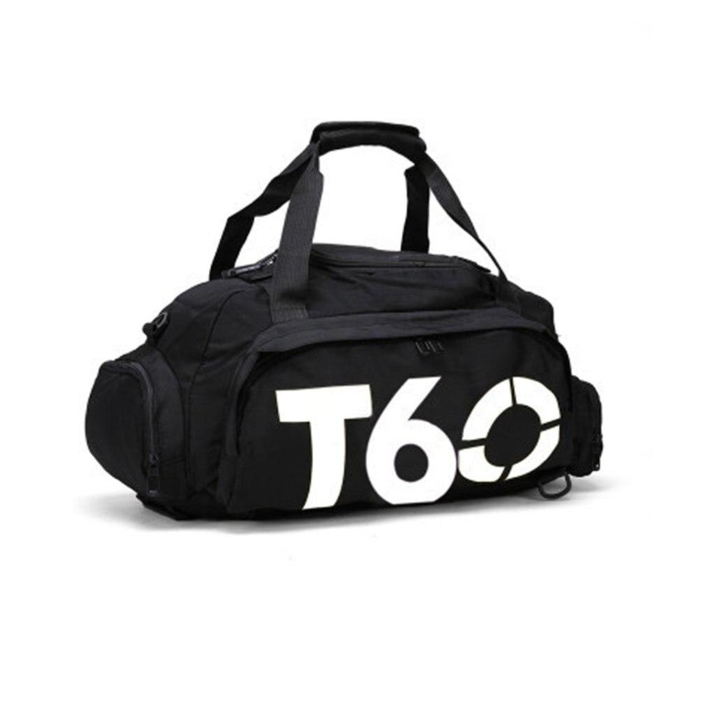 New Unisex Handbag Large Capacity Leather Travel Bags Sports Gym Shoulder Bag Carry On Luggage Bags Men Women Travel Messenger