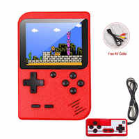 2020 Hot Rechargeable 400 in 1 Video Gameboy Handheld Game Player Retro Game Mini Handheld Consol for Kids Gift Built-in 400