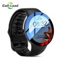 E-3 inteligente reloj de los hombres completamente táctil pantalla reloj personalizado-Dial IP68 impermeable seguidor de actividad/deporte nuevo reloj inteligente para Android IOS