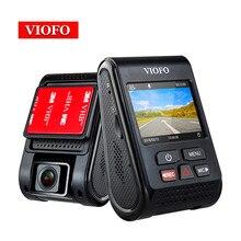 """VIOFO Original A119 pro V2 amélioré 2.0 """"LCD condensateur Novatek 96660 HD 2K 1440P voiture tableau de bord enregistreur vidéo DVR"""