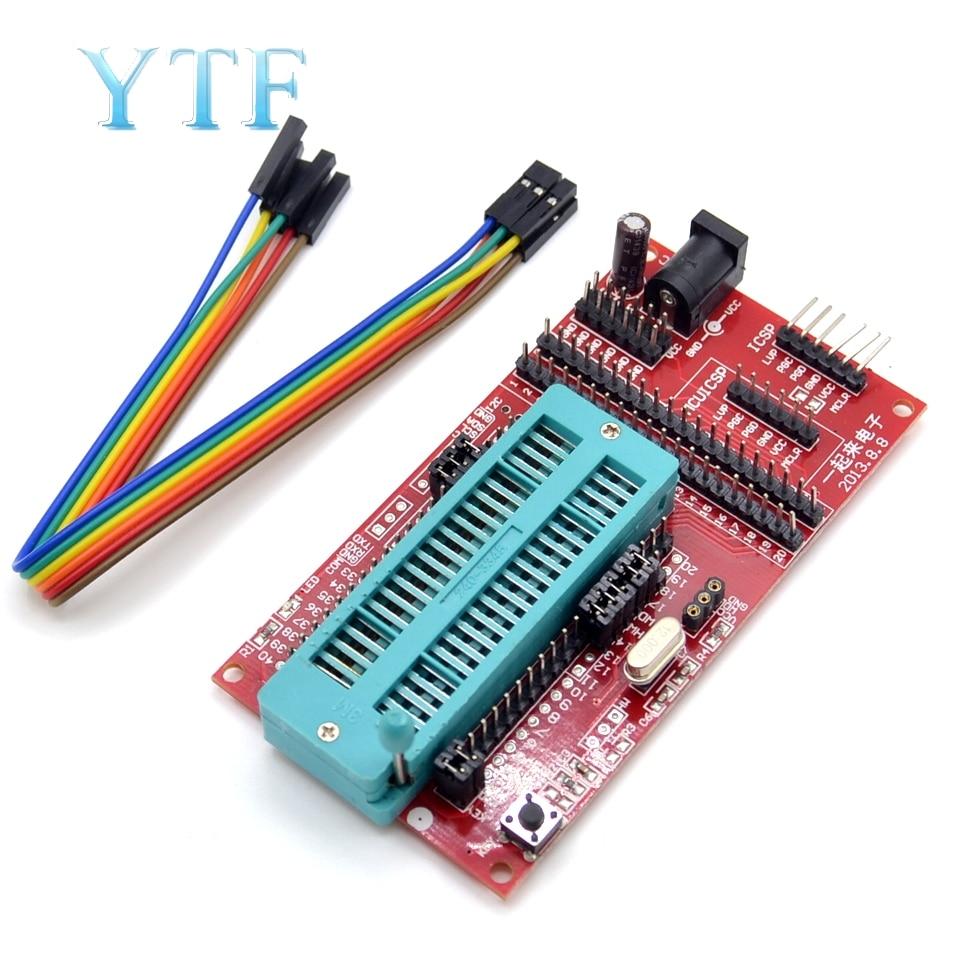 PIC Microcontroller /minimum System Board /development Board /universal Programmer ICD2 Kit2 KIT3 FOR PICKIT 2 PICKIT3