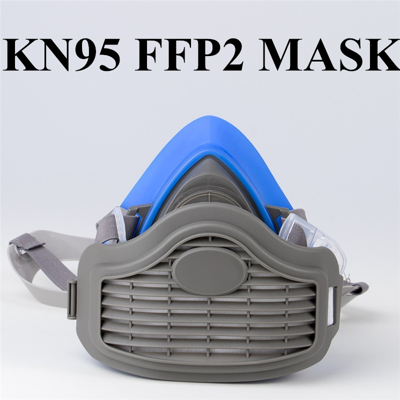 Kn95face Mask Air Filter PM2.5 Dust-proof Antibacterial Anti-infection Disposable Filter Cotton ≥95% Immediate Delivery