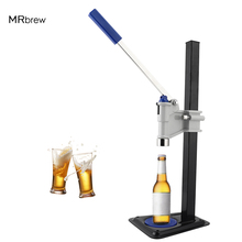 New Beer Bottle Capper Auto Lever Bench Capper Sealer Machine for Homebrew Beer Wine Keg Soda Crown Capping Brewing Tools