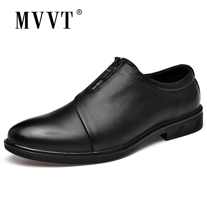 Plus Size Comfortable Genuine Leather Shoes Men Oxford Shoes Slip On Men Loafers Formal Shoes Cow Leather Business Dress Shoes