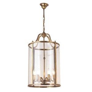 Image 1 - Американский подвесной светильник, лестница, европейский стиль, коридор, домашний сад, бронза, карнавал, подвесной светильник, птичья клетка, вилла, клуб, лампа LO7309
