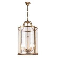 Lampe suspendue en Bronze au style européen, luminaire suspendu au style européen, idéal pour un jardin, une cage doiseau, un couloir, une villa, un club, LO7309