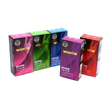 10pcs/box Natual Latex Condoms Delayed Ejaculation G Spot Condom Utral Thin Lubricated Kondom Sex To