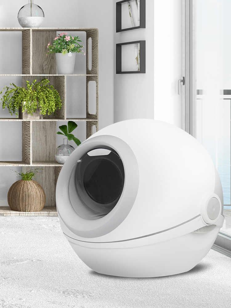 Tray Litter Box Furniture Cat Toilet Wc
