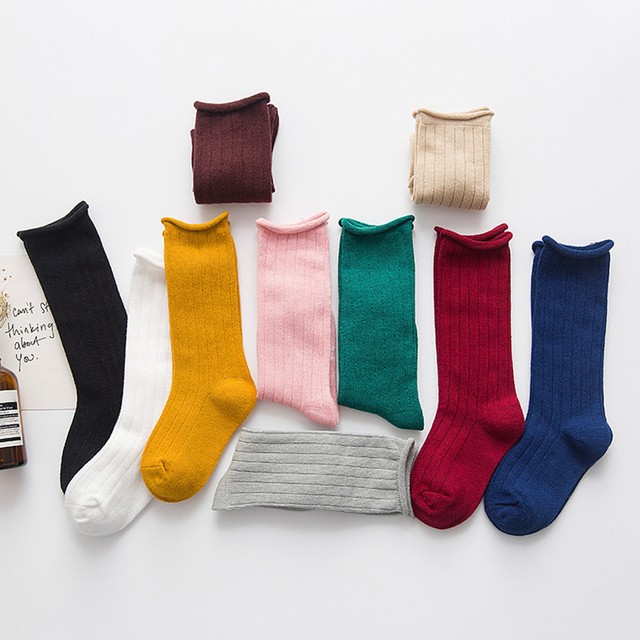Colorful High Socks 1