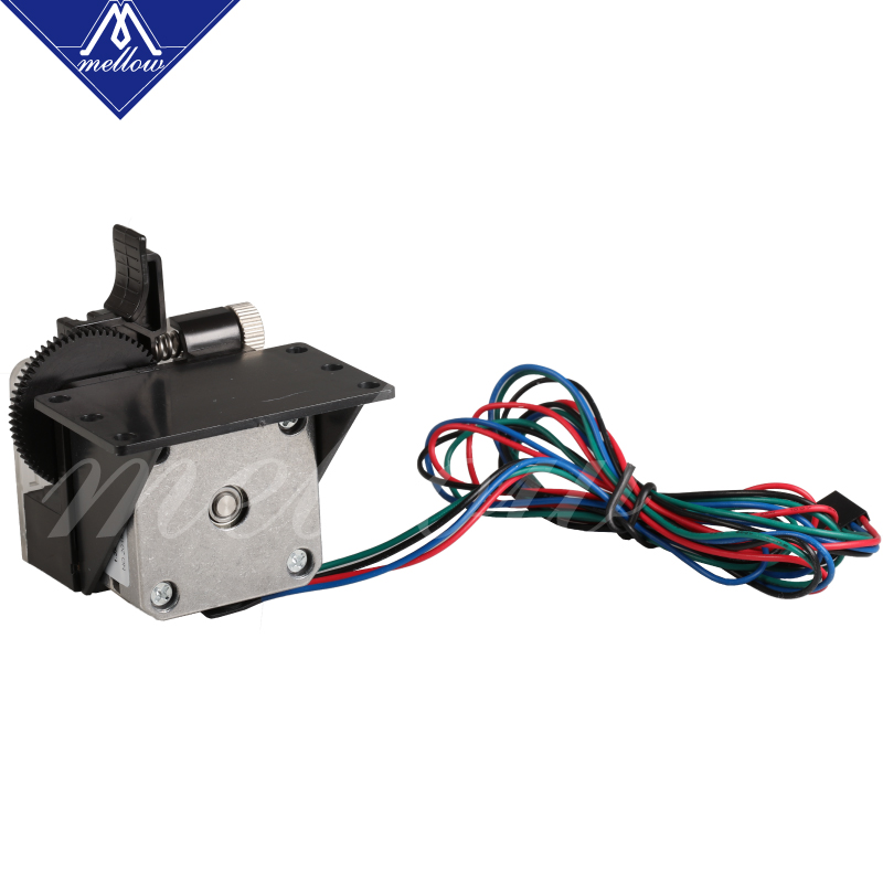 Image 4 - Free shipping 3D printer parts Titan Aero V6 hotend extruder full kit /Volcano nozzle kit for Desktop reprap mk8  i3 TEVO ANET-in 3D Printer Parts & Accessories from Computer & Office