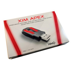 XIM APEX highest Precision Mouse and Keyboard Adapter Conventer for Xbox One/ for Xbox 360 for PS4 / for PS3 for PS4 Accessories