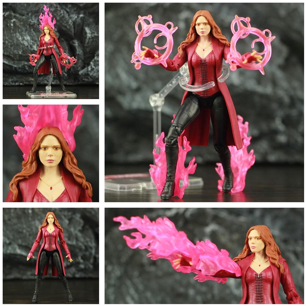 Marvel Scarlet Witch 6