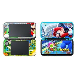 Image 5 - Super Mario Película protectora decorativa para Nintendo 2, 2DS, LL, XL, pegatina de piel de vinilo, etiqueta de protección