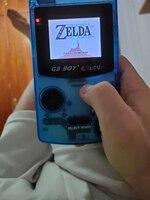 Consola de juegos clásica portátil con retroiluminación, 66 juegos integrados para GB Boy, Mando de juegos a Color de 2,7 pulgadas