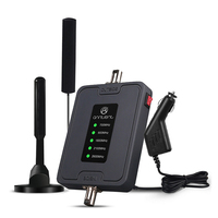 2G 3G 4G Mobile Signal Booster 700/900/1800/2100/2600MHz Cell Phone Signal Repeater Amplifier LTE Repeater for RV/CAR/Boat Use