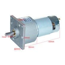 60ga775 микро бесщеточный двигатель постоянного тока для замедления