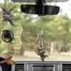 かわいい動物車accessorieペンダント自動バックミラーペンダント誕生日ギフトオートdecoraction装飾品コシェ