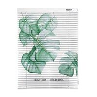Liyang ins Wind Printing Aluminum Alloy Venetian Curtain Shading Lift Curtain
