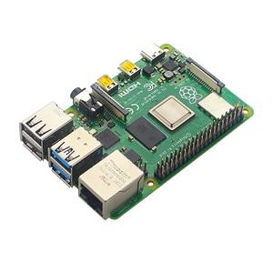 Image 4 - Original Neueste Raspberry Pi 4 Modell B Pi 4 Entwicklung Bord 2G 4G 8G RAM 2,4G & 5G WiFi Bluetooth 5,0 RPi 4