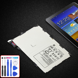 Tablet Battery For Samsung GALAXY Tab 7.7 GT P6800 P6810 SP397281A(1S2P) 5100mAh